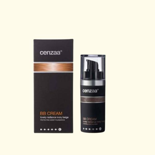 Cenzaa Lovely Radiance - Ivory Beige 30ml