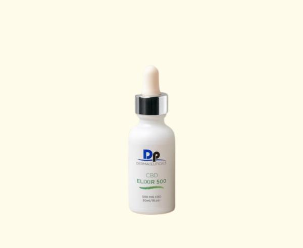 Dp Dermaceuticals CBD Elixir 500mg 30ml