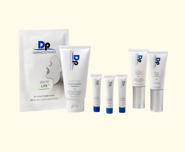 Dp Dermaceuticals Problematic Skin Starter Kit in Luxe pouch