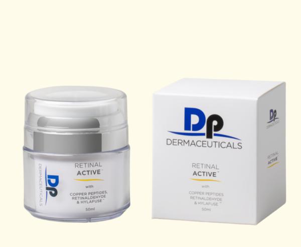 DP Dermaceuticals Retinal Active 50 ml