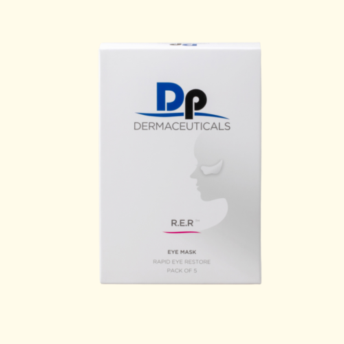 DP Dermaceuticals RER Oogmasker, Box of 5