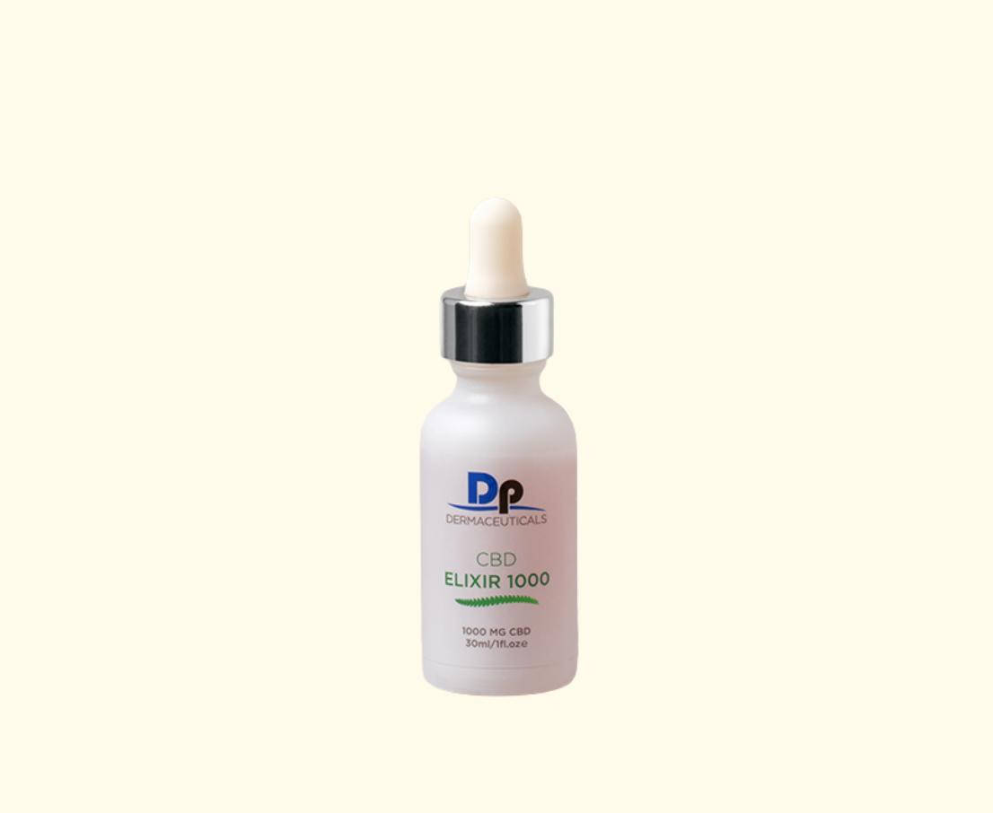 Dp Dermaceuticals CBD Elixir 1000mg 30ml